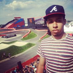 Congratulations to Charlie Clark who won the adidas London 2012 competition to see BMX on the Olympic Park!
