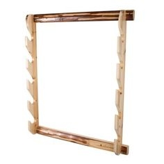 Rush Creek Creations Rustic Gun Handcrafted Solid Pine Easy to Assemble Wall Storage Rack protect both the rack and your equipment from scratches. Ceiling Storage Rack, Gun Storage, Wall Storage, Weapon Storage, Fishing Pole Storage, Fishing Rod, Bow Rack, Bow Display, Hunting Supplies