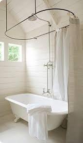 Image result for freestanding bathtub shower combo