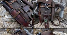 restored and customized Packsaddle