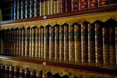 Low-light library by photogramps, via Flickr
