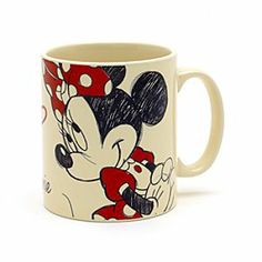 Disney Minnie Maus Becher