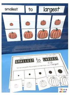 PUMPKIN THEMATIC UNIT - kindergarten - first grade - second grade - preschool - worksheets - cut and paste - sorting - math - reading - writing - back to school - fall - parts of a pumpkin - labeling - mini readers - vocabulary - sight words - counting - different pumpkins - printables - freebies - slideshow - learn about pumpkins #kindergartenscience #kindergartenmath #pumpkinsinfall Kindergarten Math, Vocabulary Activities, Kindergarten Literacy, Preschool Worksheets, Second Grade, First Grade, Parts Of A Pumpkin, Pumpkin Life Cycle, Biggest Pumpkin