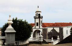 Iglesia de la Concepción - Valverde - El Hierro San Francisco Ferry, Building, Travel, Iron, Islands, Viajes, Buildings, Destinations, Traveling