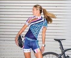 Women s premium athletic apparel company GRACEDBYGRIT has partnered with  endurance clothing brand Betty Designs to launch an exclusive cycling kit  to cater ... ab6244388