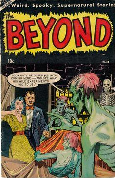 Horror Comics   Horror comic   Horror comics