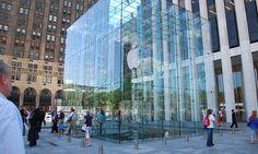 Las tiendas de Apple reciben casi más visitas que los parques Disney...