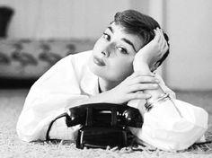 Audrey Hepburn - Tochter einer niederländischen Baroness und eines englischen Bankiers.