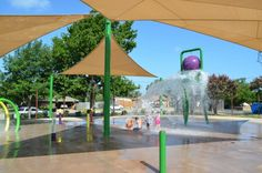 Dove Park Sprayground
