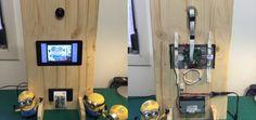 Construye un fotomatón con una Raspberry Pi 2 #raspberrypi #diy #makers