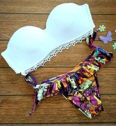 Banana Nut Bikini (Swim Suit, Swimwear) - Simply Paris Boutique