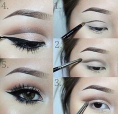 Cut Crease Makeup for Hooded Eyes ~ Calgary, Edmonton, Toronto, Red Deer, Lethbridge, Canada Directory