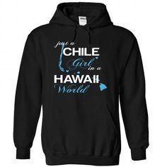 Awesome Tee CHILE-HAWAII T-Shirts