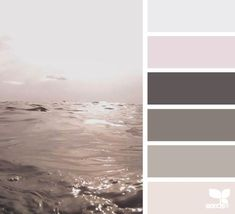 Farbpalette des Sommer - Farbtyps Kerstin Tomancok Farb-, Typ-, Stil & Imageberatung