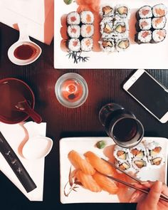 Sushi Paris - Kezia Happuck