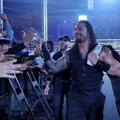 WWE live event New Dehli India December 2017 Wwe Superstar Roman Reigns, Wwe Roman Reigns, Wwe Live Events, The Shield Wwe, Drew Mcintyre, Dean Ambrose, Seth Rollins, Wwe Superstars, Roman Empire