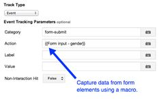 Auto event tracking with Google Tag Manager