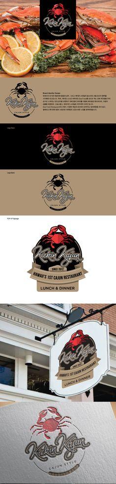 #로고디자인 #로고 #크랩 #디자인 #디자이너 #라우드소싱 #레퍼런스 #logo #design 케이준 스타일 랍스타 로고디자인 NYMammoth님의 작품이 우승작으로 선정되었습니다.