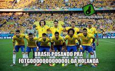 Memes da Copa do Mundo (© Reprodução)