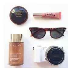 Summer Essentials. via lizaprideaux