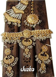Juzba Indian Jewellery - Designer kundan bridal choker set indian jewellery uk