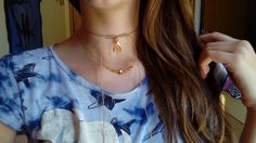 I love necklaces