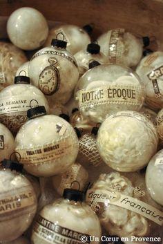 Un Coeur en Provence: La boutique éphémère de Noël #2