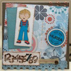 UM Stempel - Ulrik   Kreativ Hobby - scrapbooking, kortlaging og stempling My Stamp, Frame, Cards, Blog, Inspiration, Design, Decor, Hobbies, Decoration