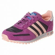 Adidas originals la trainer paars...