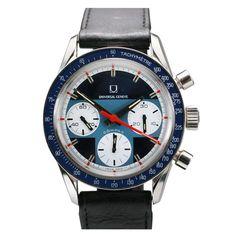 Universal Geneve Compax Chronograph #luxurywatch #Universal-Geneve Universal Geneve Swiss Watchmakers watches #horlogerie @calibrelondon