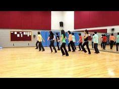 Patsy Fagan - Line Dance (Dance & Teach in English & 中文) - YouTube