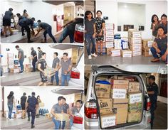 We are so happy that today we can giving donations to our family, the landslide victims in Bali's Kintamani. Our prayers at with them, hope that everyone get recovered as soon as possible 😇 . . . #J4Hotels #J4Love #Charity #Kintamani #LandslideKintamani #Donations #Pray #Care #Love #LegianBali #GodBless