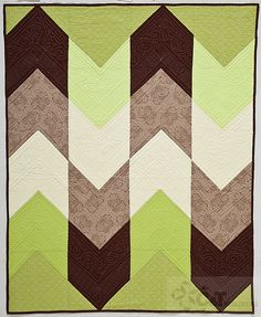 Choose & Use Quilting Designs on Modern Quilts by Angela Walters