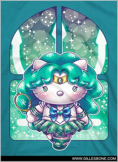 Sailor Moon Collection, palebombshell: Part Sailor Neptune, Sailor Uranus, Sailor Mars, Sailor Mercury, Hello Kitty Wallpaper, Sailor Moon Crystal, Sailor Scouts, Cute Pokemon, Coloring Books
