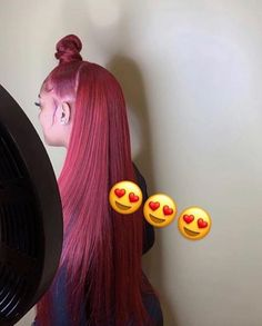 Black Girls Hairstyles : (notitle) Sharing is caring, don't forget to share ! Weave Ponytail Hairstyles, Baddie Hairstyles, Black Girls Hairstyles, Ponytail Styles, Curly Hair Styles, Natural Hair Styles, Color Rubio, Hair Laid, Gorgeous Hair
