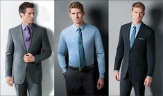 Sharp-dressed man: Click for Tips on how to put a modern slim fit look together