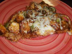 Grilled BBQ Chicken Pizza