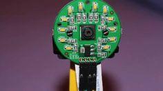 Lisiparori Flash Ring for the Raspberry Pi camera