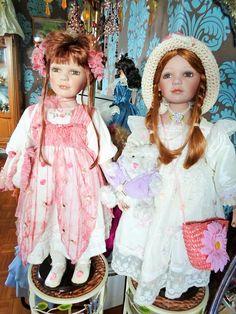 Alberon dolls