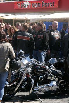 "Harley Davidson Day, Breda, August 18th 2013, ""Heart of thirst"""