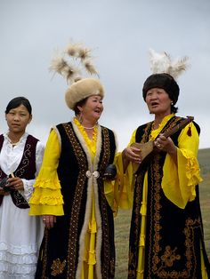 Kyrgyz Music Performance by kunitsa, via Flickr