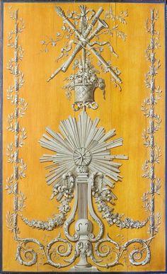 167 Best Boiserie images | Wood paneling, Moldings, Windows