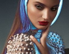 CRYSTAL on Behance Chokers, Behance, Crystals, Jewelry, Fashion, Jewlery, Moda, Jewels, La Mode