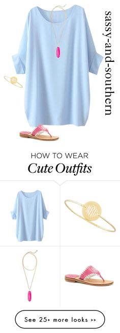 Kendra Scott, Jack Rogers and Sarah Chloe Preppy Outfits, Preppy Style, Cute Outfits, My Style, Preppy Clothes, Spring Summer Fashion, Spring Outfits, Mode Plus, Look At You