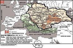 Sile this Millennium Visit Romania, English Verbs, North Sea, Baltic Sea, Atlantic Ocean, Vintage World Maps, History, Caricatures, Roots