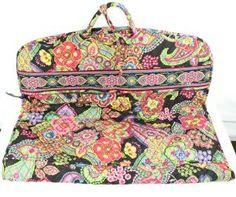 4c8ddc514520 Vera Bradley garmet bag in Symphony in Hue. Love. Vera Bradley Garment Bag