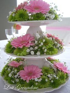 Summer table decoration - DIY table decoration for your own .- Sommer Tischdekoration – DIY Tischdekoration zum Selbermachen Summer table decoration – DIY table decoration to make yourself it Yourself -
