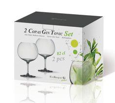 Vin Bouquet-Set 2 Glazen Gin Tonic -FIK 023
