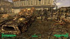 Fallout New Vegas NPC Battle