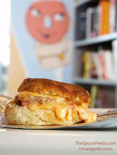 Delicious Southern Biscuits from Rise in Durham, NC on thespoonfeeds.com